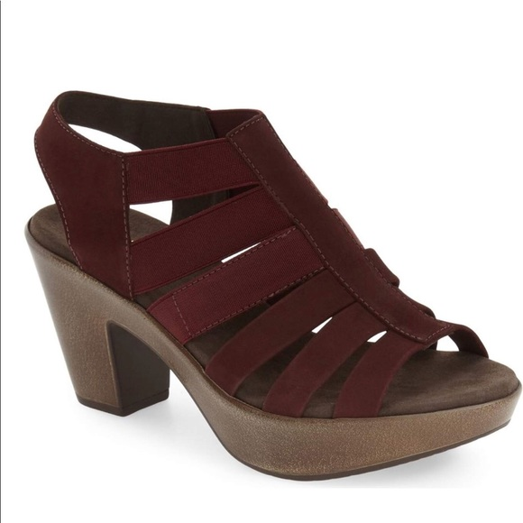 "831a56ce278 Munro Shoes - Munro ""Cookie"" sandal. Selling at Nordstrom  182"